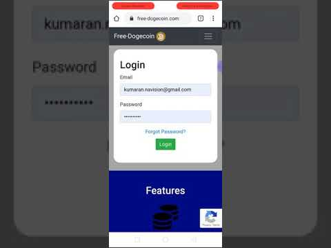 Earn Unlimited Free Dogecoin Tricks With Payment Proof - Tamil