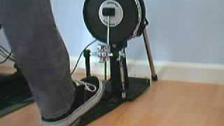 Beau Askew - Bass Drum Slide Technique! *FAST single pedal*