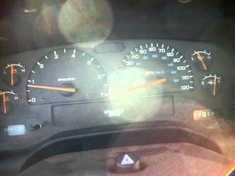 2001 Dodge Dakota 3 9 V6 Stall Problem Youtube
