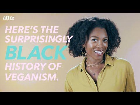 The Surprisingly Black History of Veganism