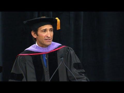 Henry M. Goldman School of Dental Medicine Convocation 2017 - Jonathan Levine