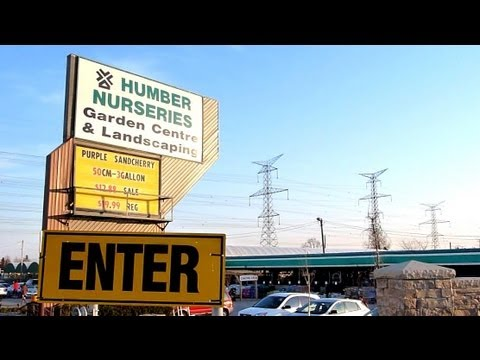 Humber Nurseries - A Visit To Ontario's Largest Garden Centre