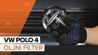 Kako zamenjati motorno olje in oljni filter naVW POLO 4 VODIČ | AUTODOC