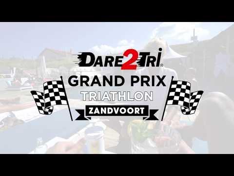 Dare2TRI Grand Prix Triathlon Zandvoort promo