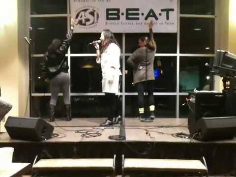 Midnight Madness karaoke background dancing