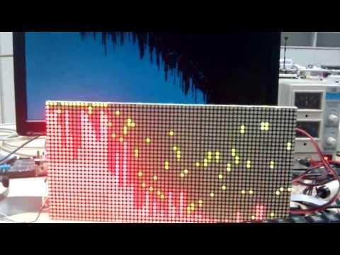 RGB LED based Music Spectrum using STM32   FunnyCat TV