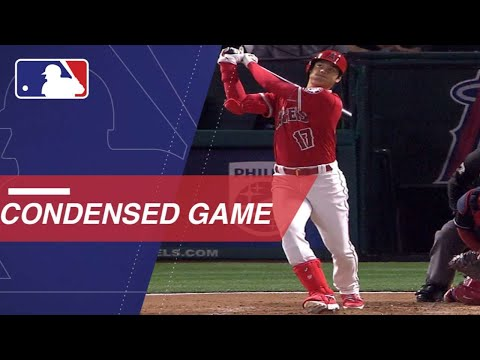Condensed Game: CLE@LAA - 4/3/18