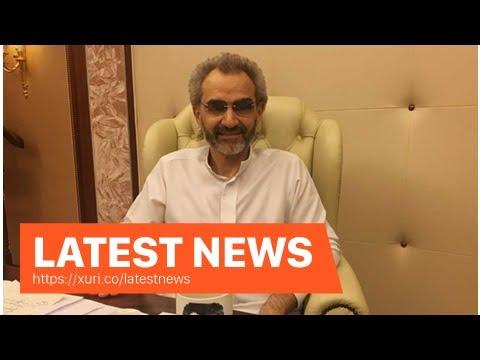 Latest News - Saudi Arabian billionaire Prince Alwaleed released as corruption probe wind d