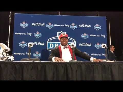 Chris Jones Kansas City Chiefs NFL 2nd Round Draft Pick Interview P2 #NFLDraft