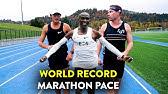 Running the Kipchoge Challenge (World Record Marathon Pace with Zach Levet!)