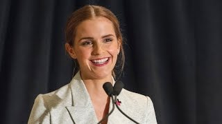 Emma Watson Trolled After UN Feminism Speech