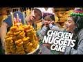 Download Chicken Nuggets Cake Birthday Surprise!! | Ranz An