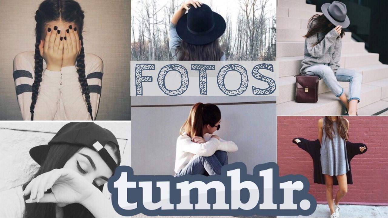 Ideas para posar sin mostrar la cara fotos tumblr youtube - Ideas para fotos ...