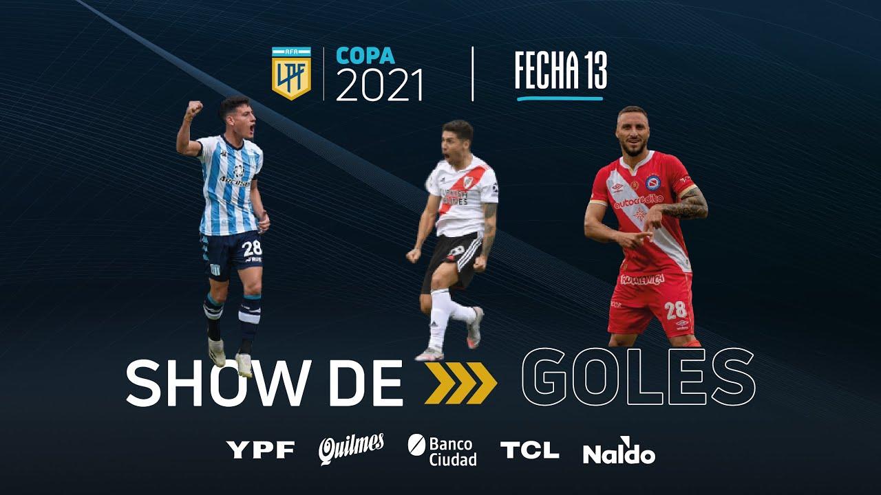 Copa de la Liga | Show de goles de la fecha 13