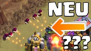 MAGIER - NEUE ANIMATION?! || CLASH OF CLANS [Deutsch/German HD+]