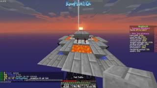 Minecraft Skyblock SÜPER HIZLI TAŞ SİSTEMİ YAPILIŞI