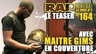 Maître Gims - Teaser R.A.P. R&B #164