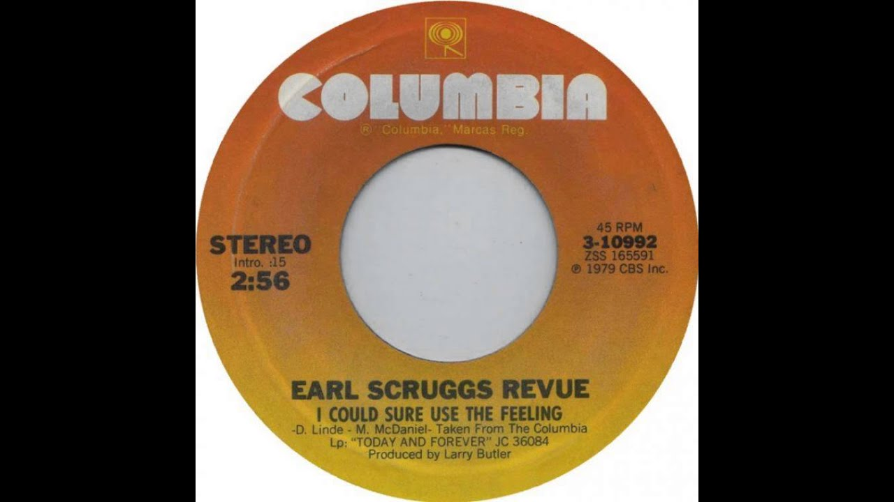 Earl Scruggs Revue I Could Sure Use The Feeling YouTube