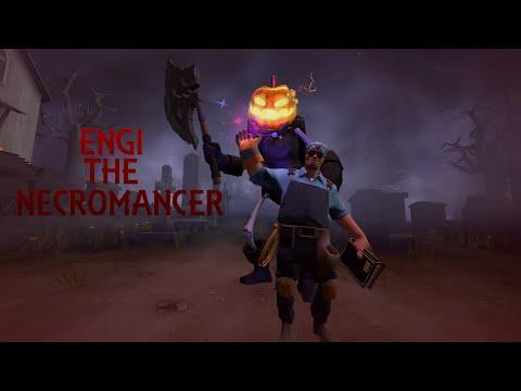 Engi The Necromancer [SFM]