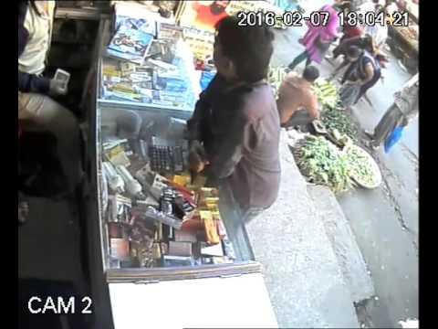 CCTV Mumbai ka bacha bacha chor