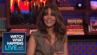 Halle Berry Dishes On Malia Obama As A PA | WWHL