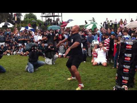 Emocionante recuerdo de Jonah Lomu en Argentina