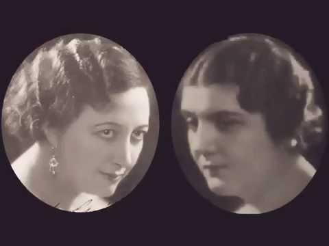MARIA CANIGLIA(duets-1)EBE STIGNANI'Recordare'Verdi Requiem Mass(1939)