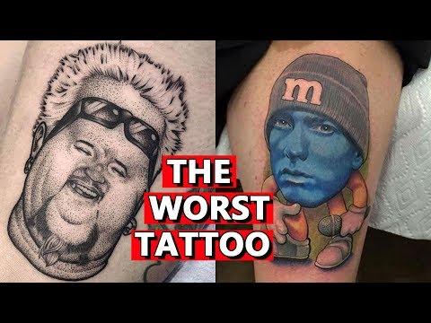 Worlds Worst Tattoos #93