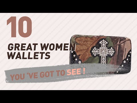 Realtree Women Wallets, Top 10 Collection // New & Popular 2017