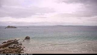 Webcam Douarnenez - Les sables blancs