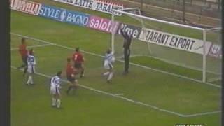 TARANTO-INTER: 2-1 Stagione 1991/92