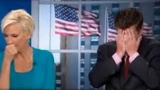 EPIC! MSNBC TV HOST SUFFERED LIVE MELTDOWN AFTER REALIZING THE TRUTH