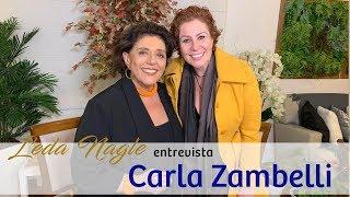 CARLA ZAMBELLI: DAS RUAS PARA O CONGRESSO | LEDA NAGLE