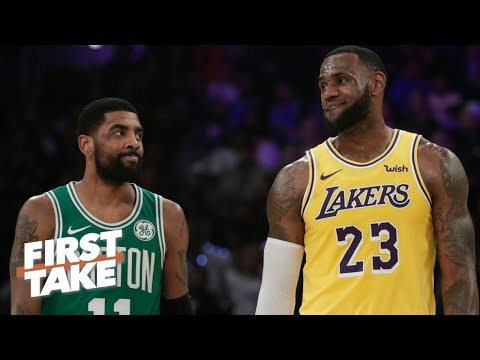 Kyrie Irving should join LeBron in L.A., not pair with KD in New York - Max Kellerman | First Take