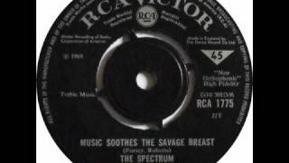 Spectrum - Music Soothes The Savage Breast (1968)