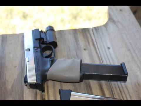 SW9VE HIGH CAP MAGAZINE SHOOTING
