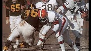 1967 Steelers at Browns Game 4