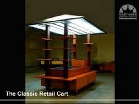 Shopping Mall Kiosk Business Ideas and Designs