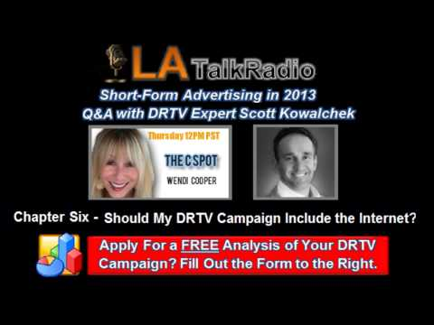 Short-Form Media Buying in 2013 - Q&A with DRTV Expert Scott Kowalcheck