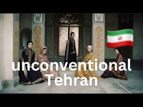 UNCONVENTIONAL TEHRAN CITY // IRAN (2018)