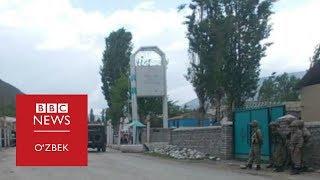 (Тингланг) Ўзбекистон: Собиқ чегара зобити буйруқни бажаргани учун жазоланганини айтмоқда