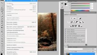 Заливка с учетом содержимого в Adobe PhotoShop CS5 (20/51)