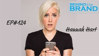 Hannah Hart [OFFICIAL INTERVIEW]