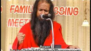 Your time for deliverance-Apostle Sadhu Sobitharaj(24/1/2014)
