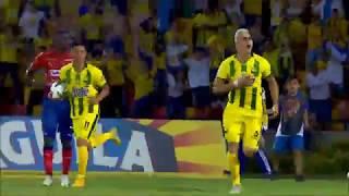 Bucaramanga vs. Medellín (Gol de Rangel) | Liga Aguila 2018 II | Cuartos de Final Vuelta