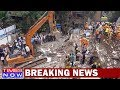 Mumbai Building Collapse: 10 Killed, 15 Injured, 2 Ndrf Teams Deployed For Rescu