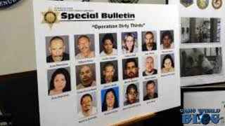 83 Charged in Federal Indictments Targeting Mexican Mafia Operations Inside LA County Jails