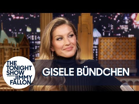 Gisele Bündchen Shares Details About Her First Date With Tom Brady