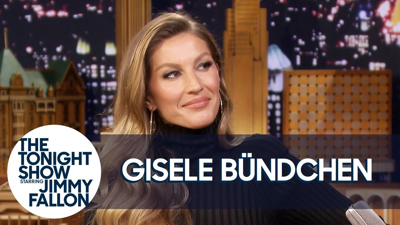 42af36a2fe8c Gisele Bündchen Shares Details About Her First Date with Tom Brady ...
