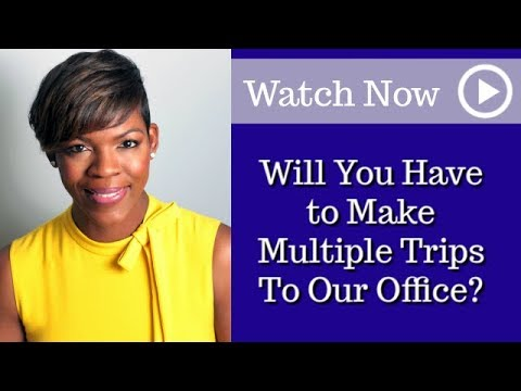 Will You Have to Make Multiple Trips To Our Office? | Atlanta GA Family Law Attorney